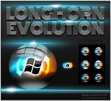 Longhorn Evolution Start Orbs. by Fiazi