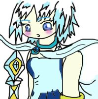 Rekiei Ice Princess redone by MewCocoa