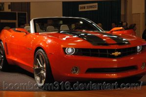 Camaro Concept 2007 8 by boomboom316