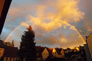 ZOMG RAINBOW by PatrickRuegheimer