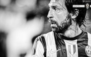 Andrea Pirlo | Juventus Wallpaper by Modifikovani