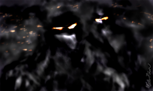 Hiccup's Quest - Cave Trolls by masterrohan
