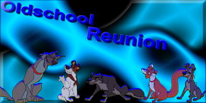 The Oldschool Reunion by Wolf-FX-Alex-Balto