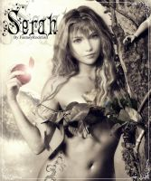 Serah Farron : A Day in Paradise by FantasyRockGirl