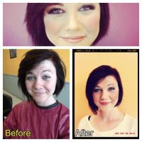 Beauty Makeover with Jess by Anesthetic-X