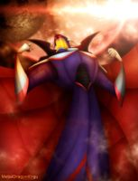 Evil Emperor Zurg by OrbitalWings
