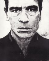 Tommy Lee Jones by DarkCalamity
