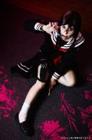 Dangan Ronpa: Bloodstain Fever by MartinaEdelstein