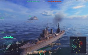 I'm in the World of Warships Beta! by XLegion-716X