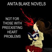 Anita Blake novels.... by Cartoon-punk