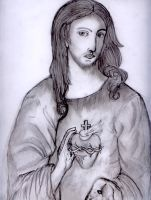 My Lord  Jesus Christ by caorr