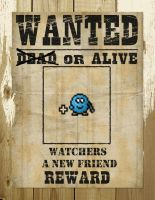 Wanted: Deviant watchers by UJz