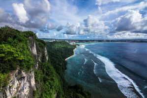 Island of Guam by TimGrey