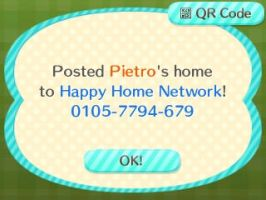 AC:HHA: Pietro Hunted Toy Box by Beckyboo94s