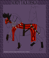 A2047 FHS's The Bloodseeker Tack (UPDATED) by 11IceDragon11