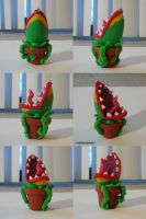 Big Audrey 2 Ornament by ChibiSilverWings
