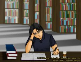 Studying by The-Phisch