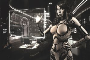 Rosanna Android by malcolmflowers