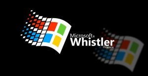 BetaSeries (Wallpapers) #2: Windows Whistler by TechEve