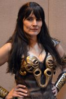 Xena Cosplay, Birmingham Comic-Con 2013 (2) by masimage
