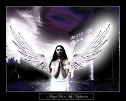 The Angel From My Nightmare by Shay-