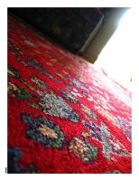 persian carpet by Pedram