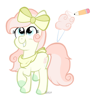 Pastel Cotton by VioletWinged22