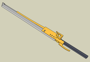 buster sword combo 1 re-done by McDraw