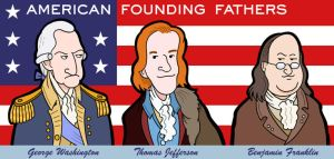Founding Fathers by jjmccullough