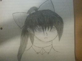 Emo bow. by Dante2060