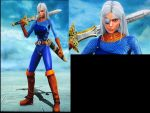 SCV:Rose Wilson(Ravager) by Hsu-Hao-the-renegade