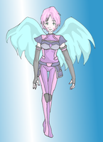 Aelita - Angel of Love by... by Code-Lyoko-Club