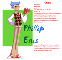 Phillip Stats by GusDraws