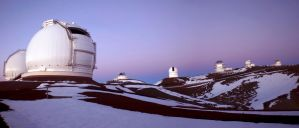 Mauna Kea Telescopes by Alexbalix