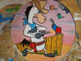 quick draw mcgraw by ViXX313