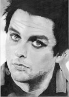 Billie Joe Armstrong by bclara88