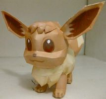 Eevee by jewzeepapercraft