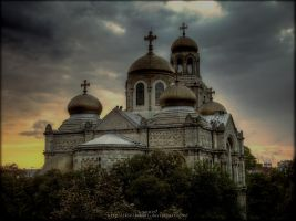 Theotokos Cathedral by Kirlian667