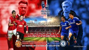 Manchester United - Chelsea by jafarjeef