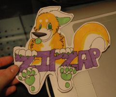 another zipzap badge by zipzap-rai