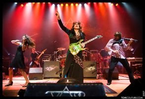 Steve Vai Band 2007 by tomcouture
