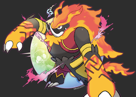Mega Emboar (Contest Entry)