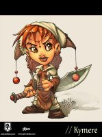 Chibi :: Kymere by Red-J