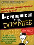 Necronomicon for Dummies by godzillasmash