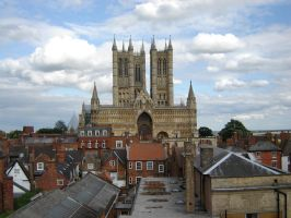 Lincoln Cathedral 002 by presterjohn1