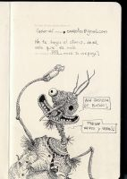 Moleskine by exepotes