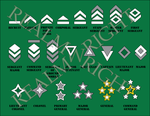 Military My Army Insignia 1.5 by Realmwright