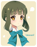 [Kancolle] Takanami by Miss-It-Girl