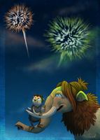 Firework by hecatehell