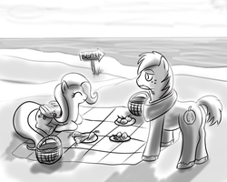 Flutter and Mac Picnic by Thorheim